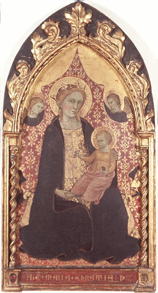 Madonna dell'Umiltà (dipinto) - ambito fiorentino (sec. XIV)