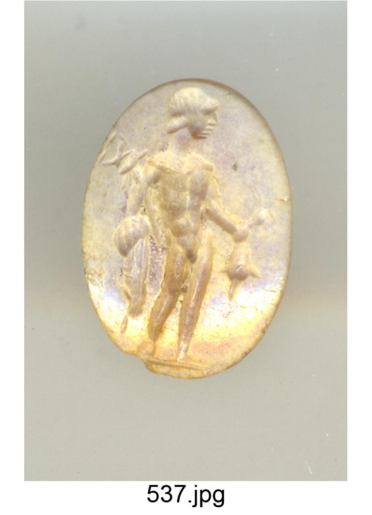 Mercurio (gemma) - produzione italiana (secc. I/ II)