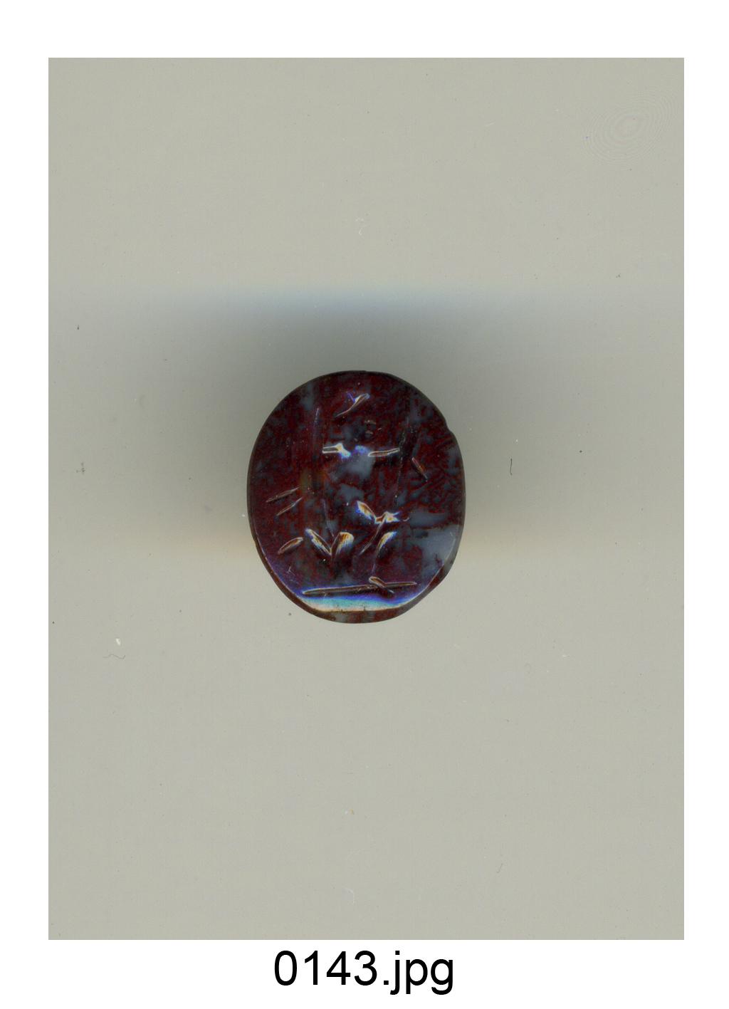 soldato (gemma) - produzione romana, produzione italiana (secc. II/ III)