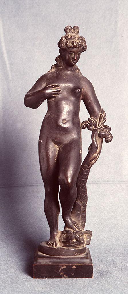 Venere marina (statuetta) - ambito fiorentino (seconda meta' sec. XVI)