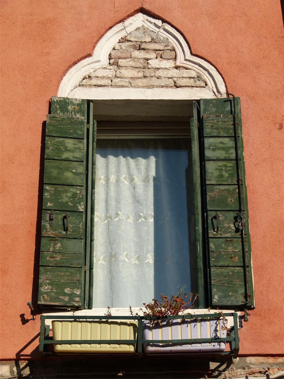 elemento architettonico (mostra di finestra, opera isolata) - produzione veneziana (sec. XIV)