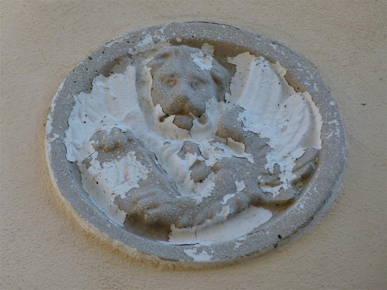 simbolo di San Marco: leone (rilievo, opera isolata) - produzione veneziana (inizio sec. XX)