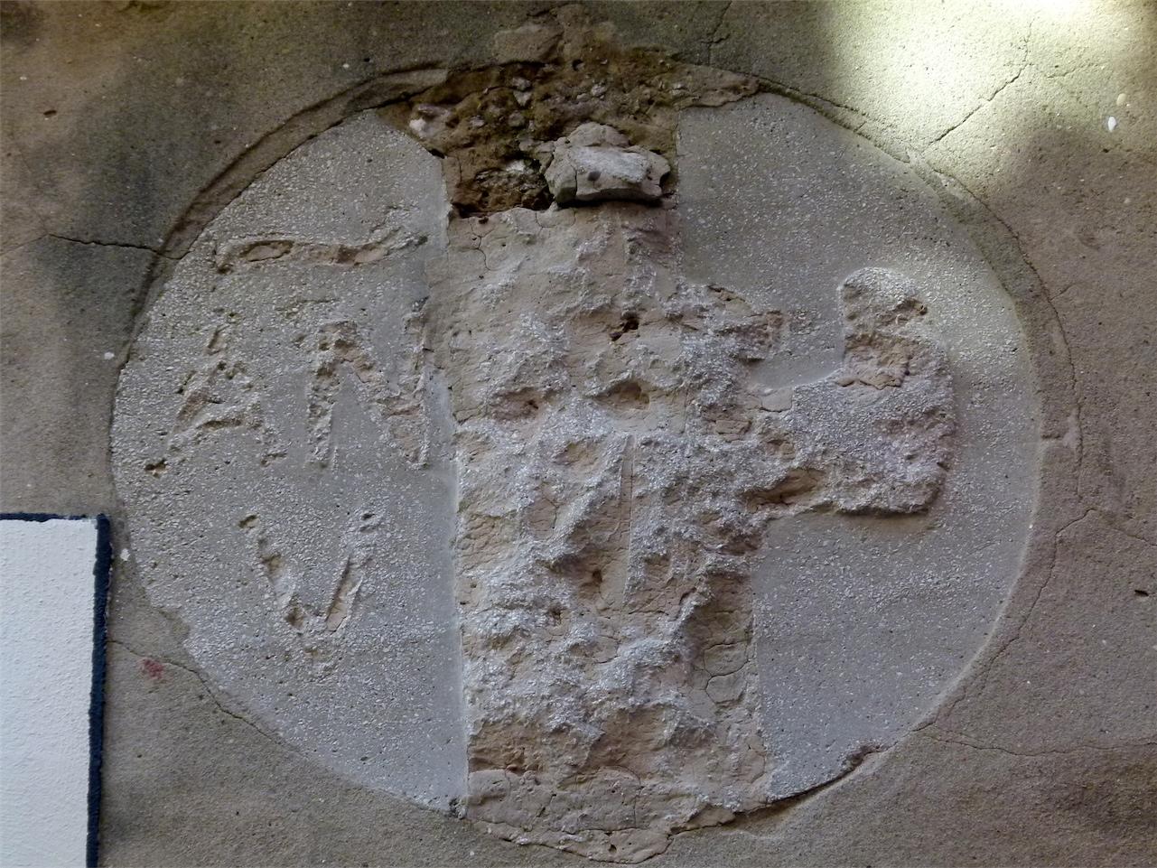 simbolo (rilievo, opera isolata) - produzione veneziana (secondo quarto sec. XIX)