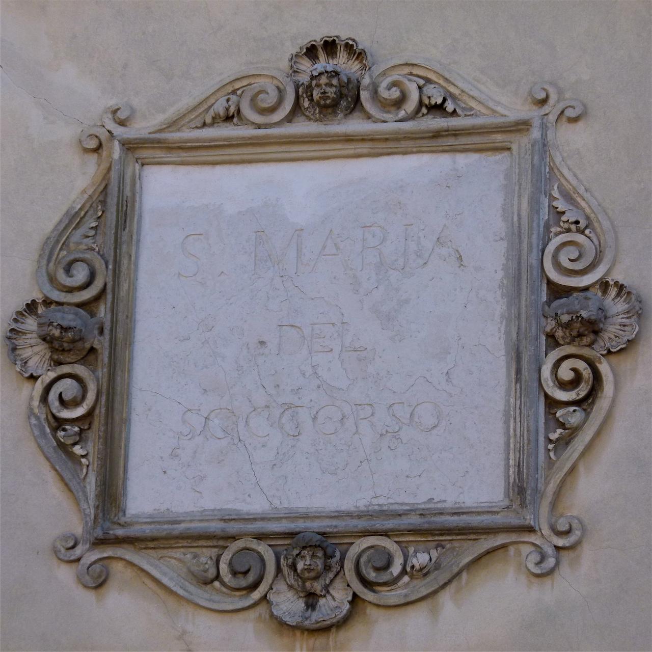 motivi a volute e putti (lapide, opera isolata) - ambito veneziano (fine/ inizio secc. XVI-XVII, sec. XVIII)