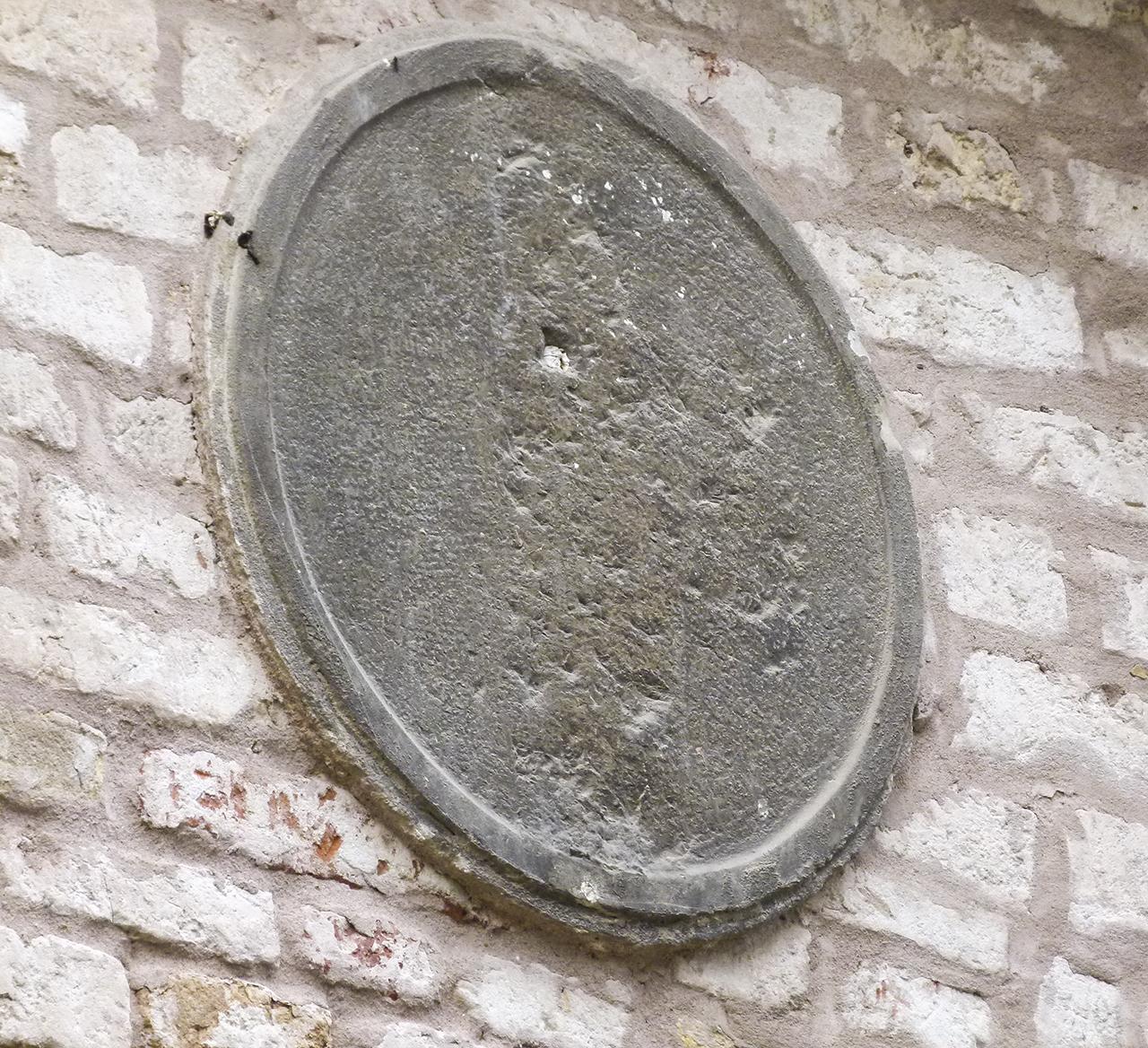 rilievo, pendant - ambito veneziano (sec. XX)
