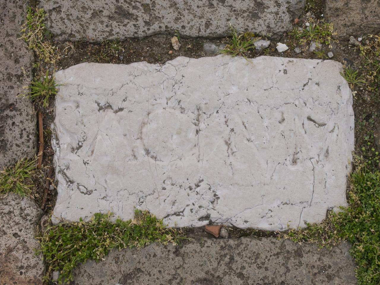 pavimentazione, insieme - ambito veneziano (secc. XVII-XVIII)