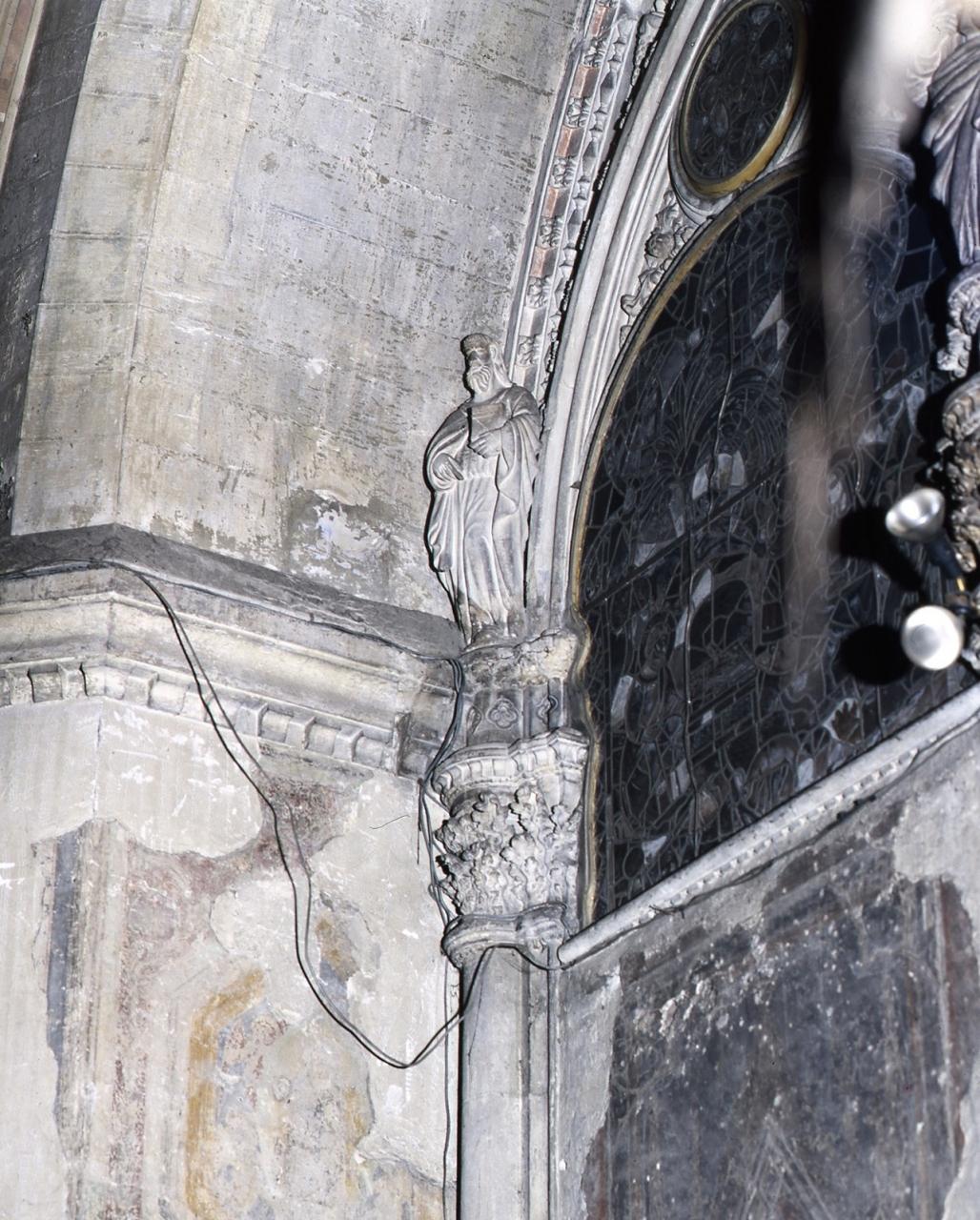 profeti (statua) di Talenti Simone (sec. XIV)