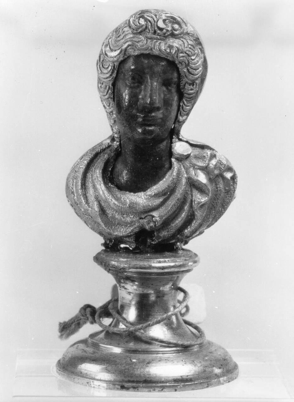 busto femminile (scultura) - bottega fiorentina (seconda metà sec. XVI)