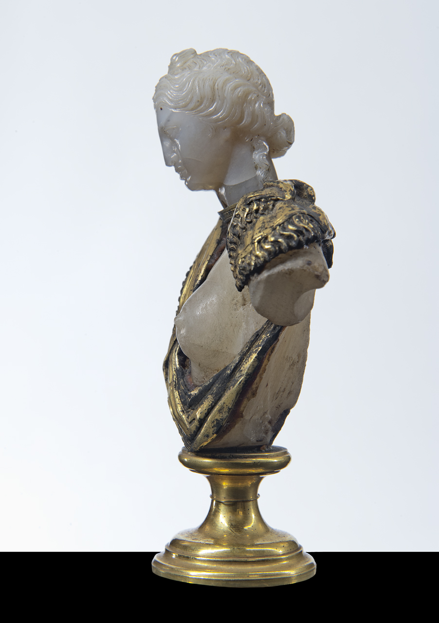 busto femminile (scultura) - bottega fiorentina (sec. XVI)