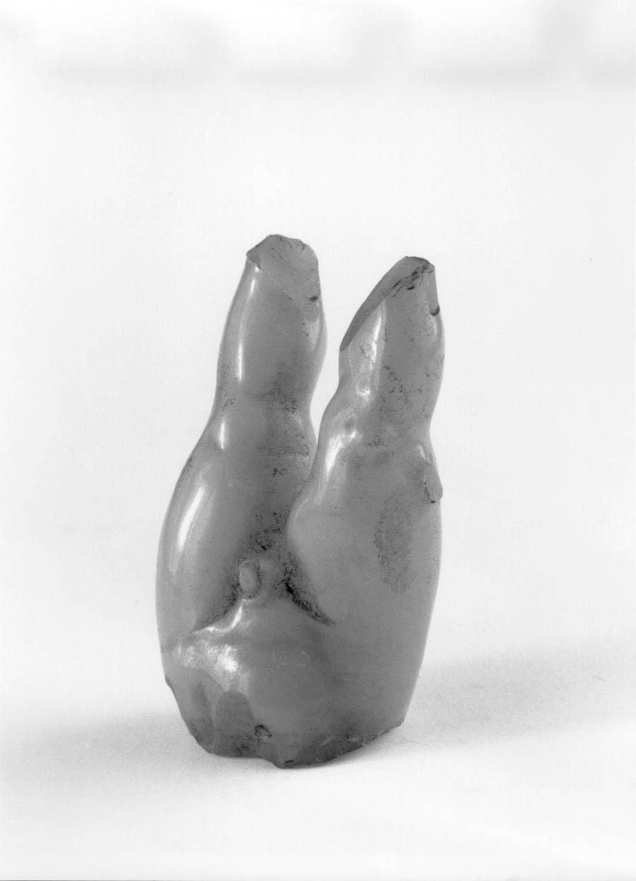 bambino (statuetta, frammento) - arte romana (sec. I)
