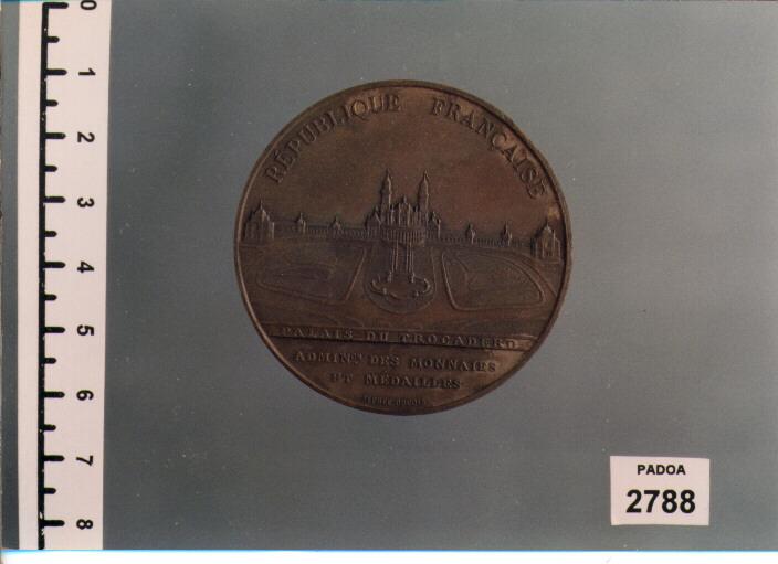 MEDAGLIA di Dubois Alphée, LABRANGE (SEC. XIX D.C)