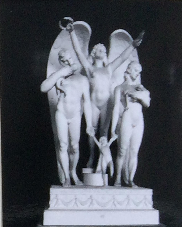 Fecondità, Gruppo di quattro figure (scultura, opera isolata) di Hendrik Christian Andersen (prima metà XX)