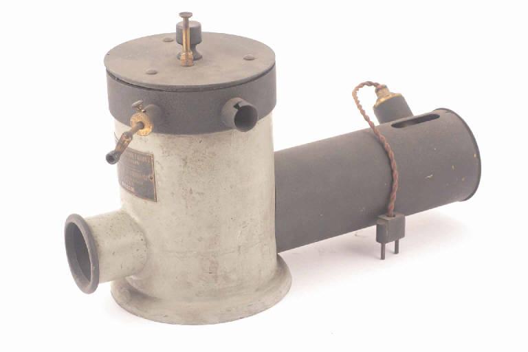 dispositivo ionometrico di Solomon (ionometro, a elettrometro) di Ropiquet, Hazart & Roycourt (sec. XX)