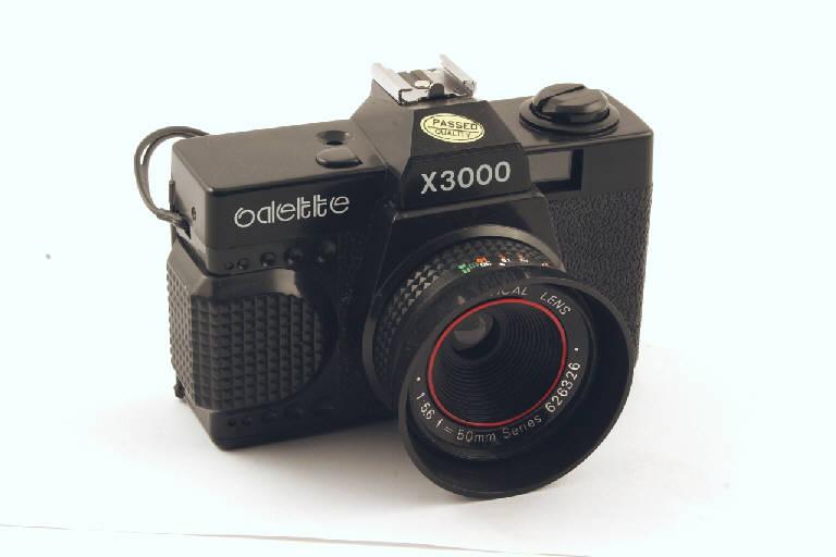 Odette X3000 (apparecchio fotografico, pellicola 35mm) - manifattura (sec. XX, ultimo quarto)