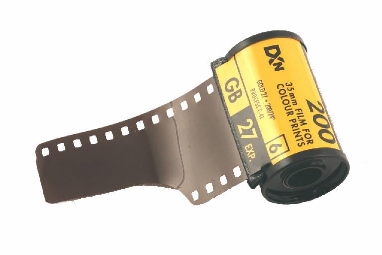 Kodak Gold (pellicola in rullino 35mm, per stampe a colori) di Kodak Ltd (secc. XX/ XXI)