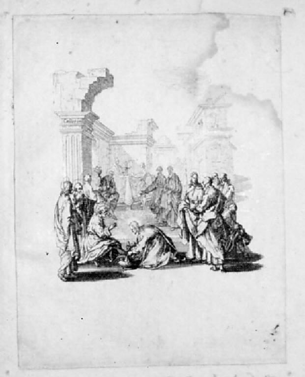 stampa, serie di Callot Jacques (sec. XVII)