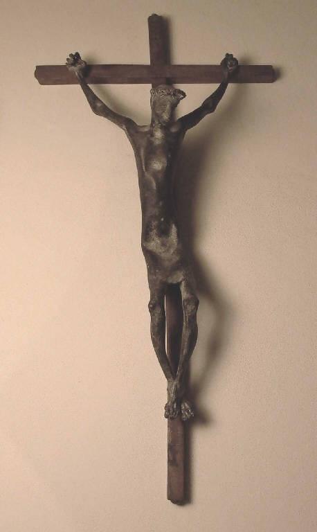 Cristo, Cristo (scultura, opera isolata) di Pelati Vittorio (sec. XX)