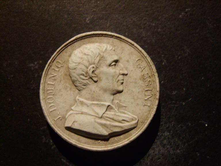 Ritratto di Gian Domenico Cassini (calco, opera isolata) - ambito italiano (prima metà sec. XIX)