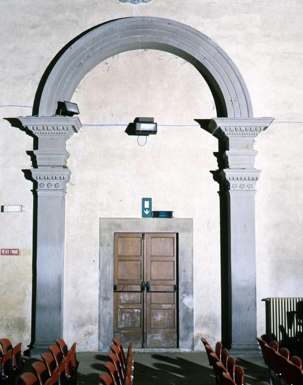 arco, serie - produzione toscana (sec. XVI)
