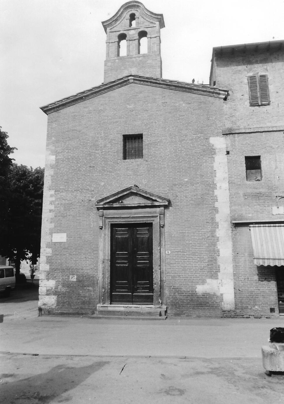 """Chiesa dei SS. Lodovico e Gherardo detta dei """"Bigi"""" (chiesa, conventuale delle Clarisse poi Confraternita) - Manierismo"""