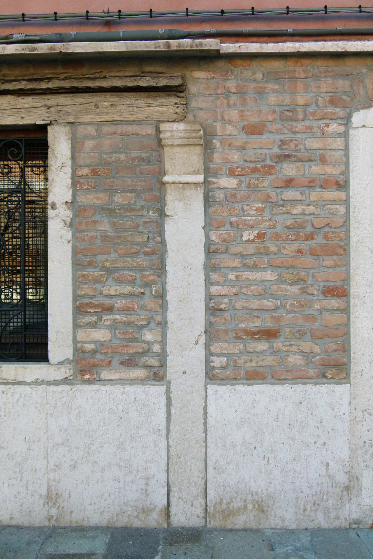 pilastro, insieme - ambito veneziano (secc. XVI-XVIII)