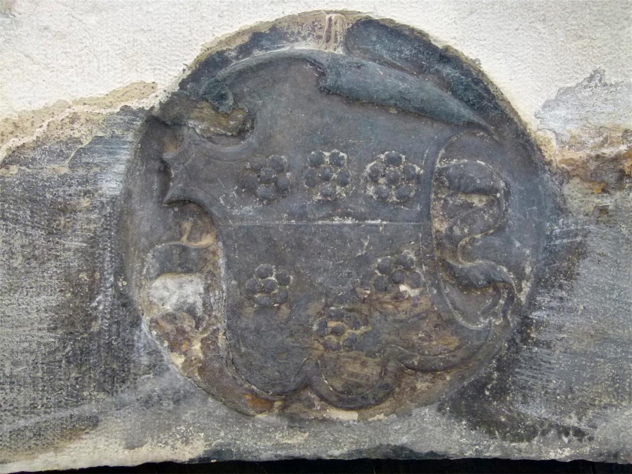 stemma gentilizio della famiglia Loredan (rilievo, opera isolata) - ambito veneziano (sec. XV)