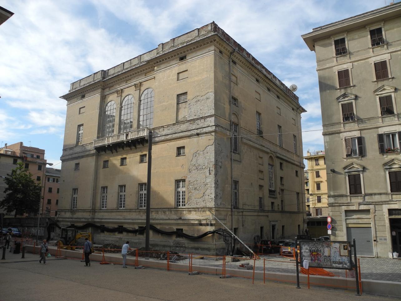 """Villa Grimaldi """"la Fortezza"""" (villa, nobiliare) - Genova (GE)"""