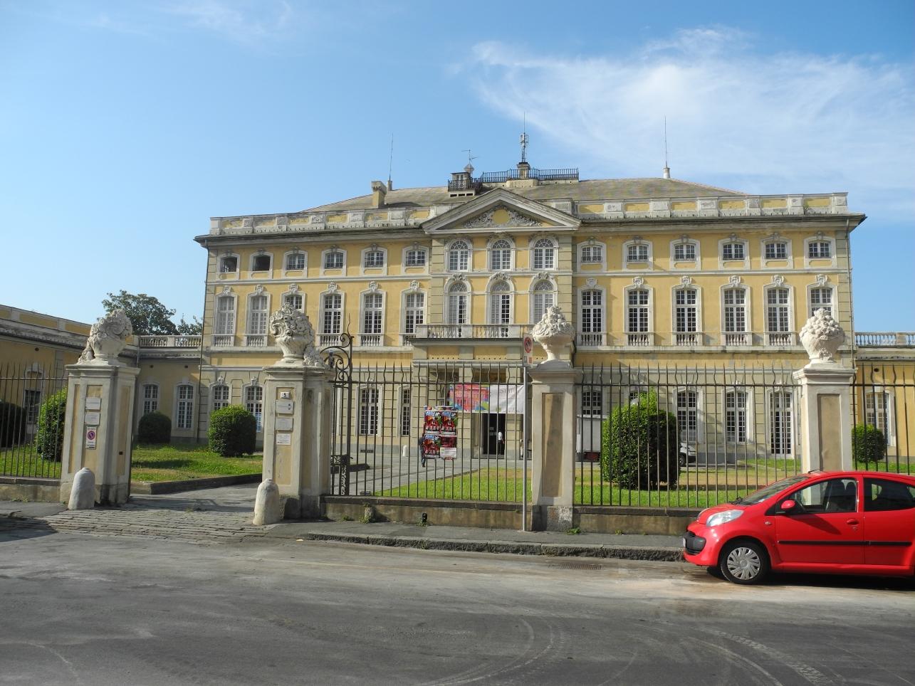 Villa Durazzo Bombrini (villa, nobiliare) - Genova (GE)