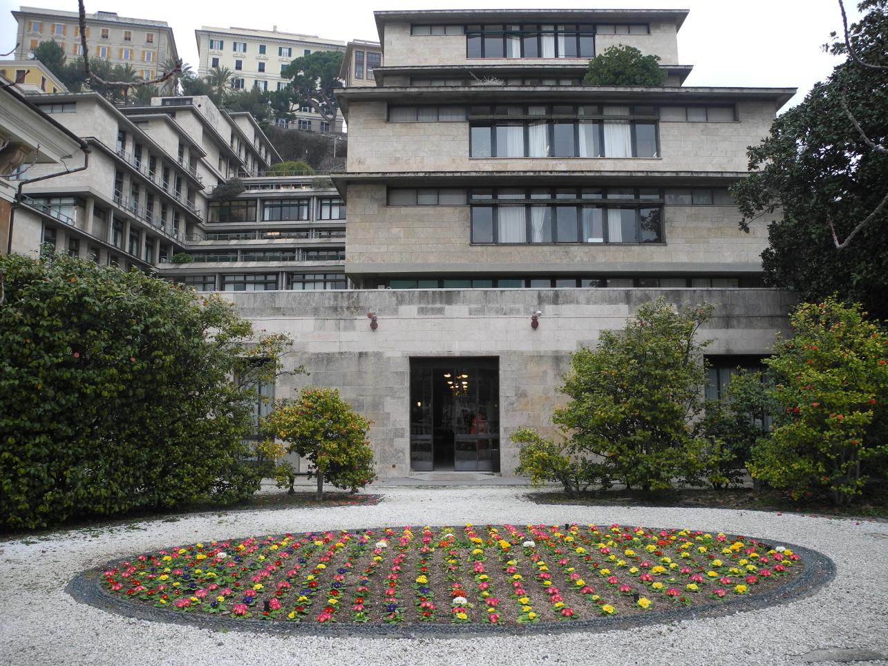 ampliamento uffici comunali (municipio) - Genova (GE)