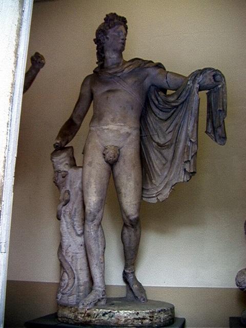 Apollo del Belvedere, Apollo (statua) di Torrenti Giuseppe (sec. XVIII)