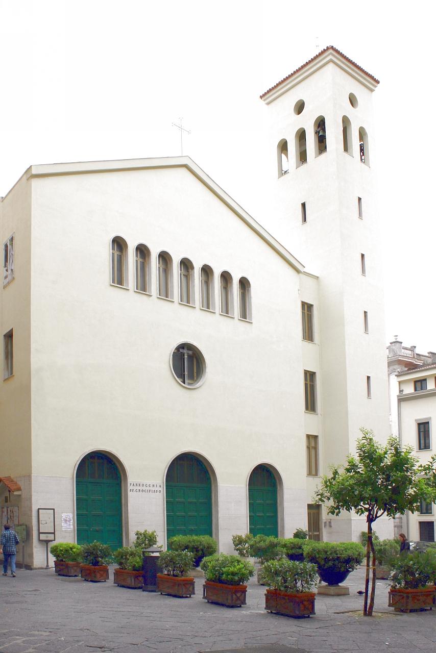 Chiesa del SS.Crocifisso (chiesa) - Salerno (SA)