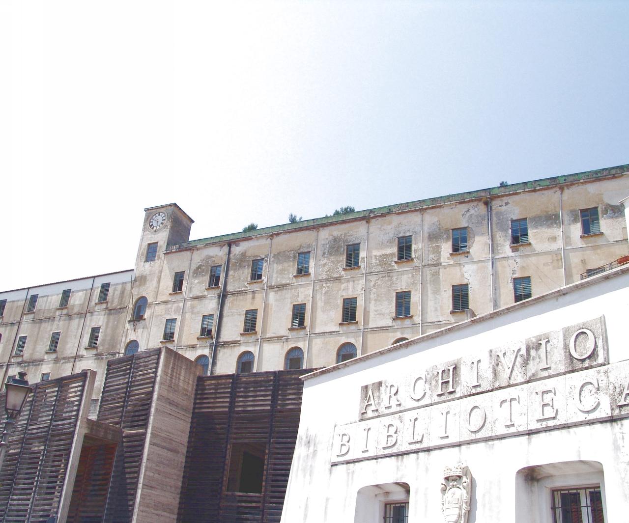 Conservatorio G. Martucci (monastero) - Salerno (SA)