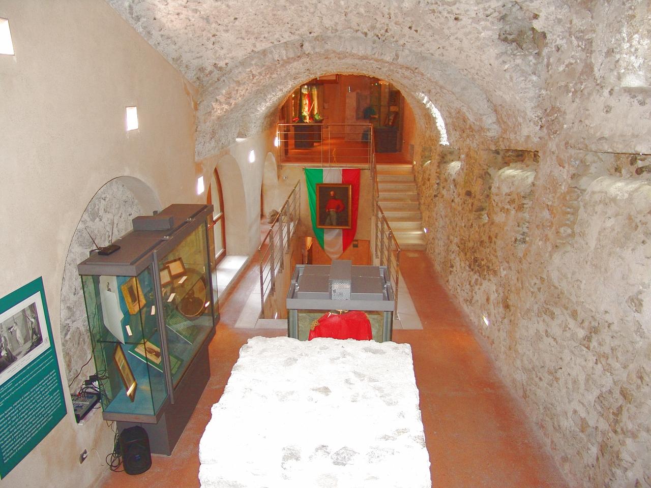 Castello Arechi. Museo (palazzo, museo) - Salerno (SA)