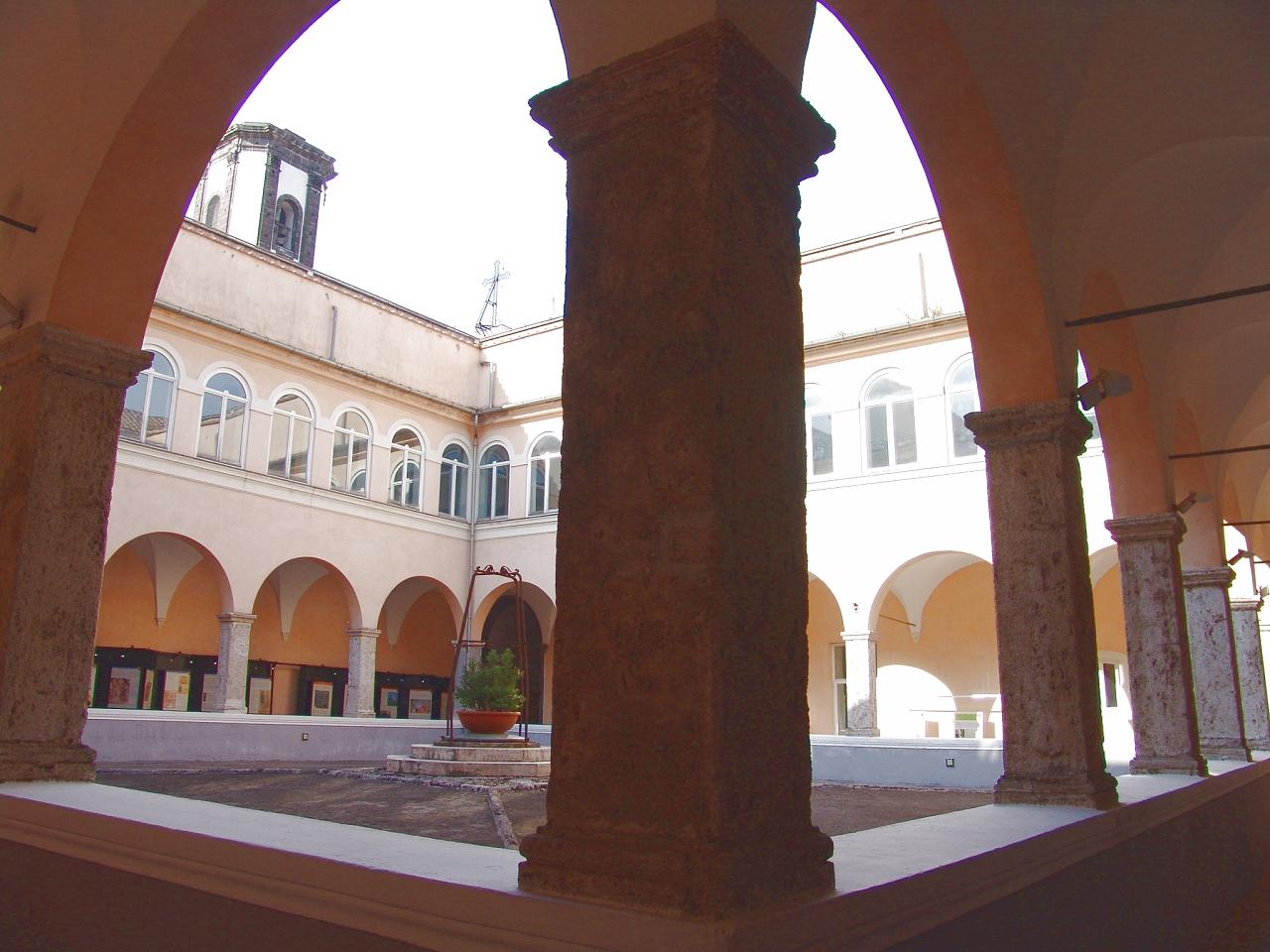 Convento degli Osservanti (interno) (convento) - Cava de' Tirreni (SA)