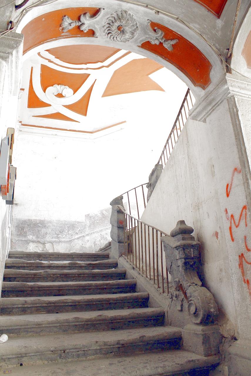 Scala di Palazzo Copeta (scala) - Salerno (SA)