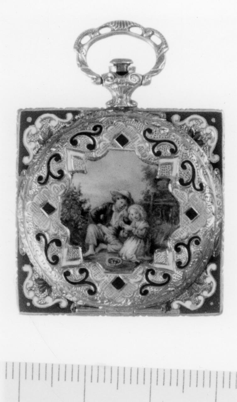 orologio - bottega ginevrina (sec. XIX)