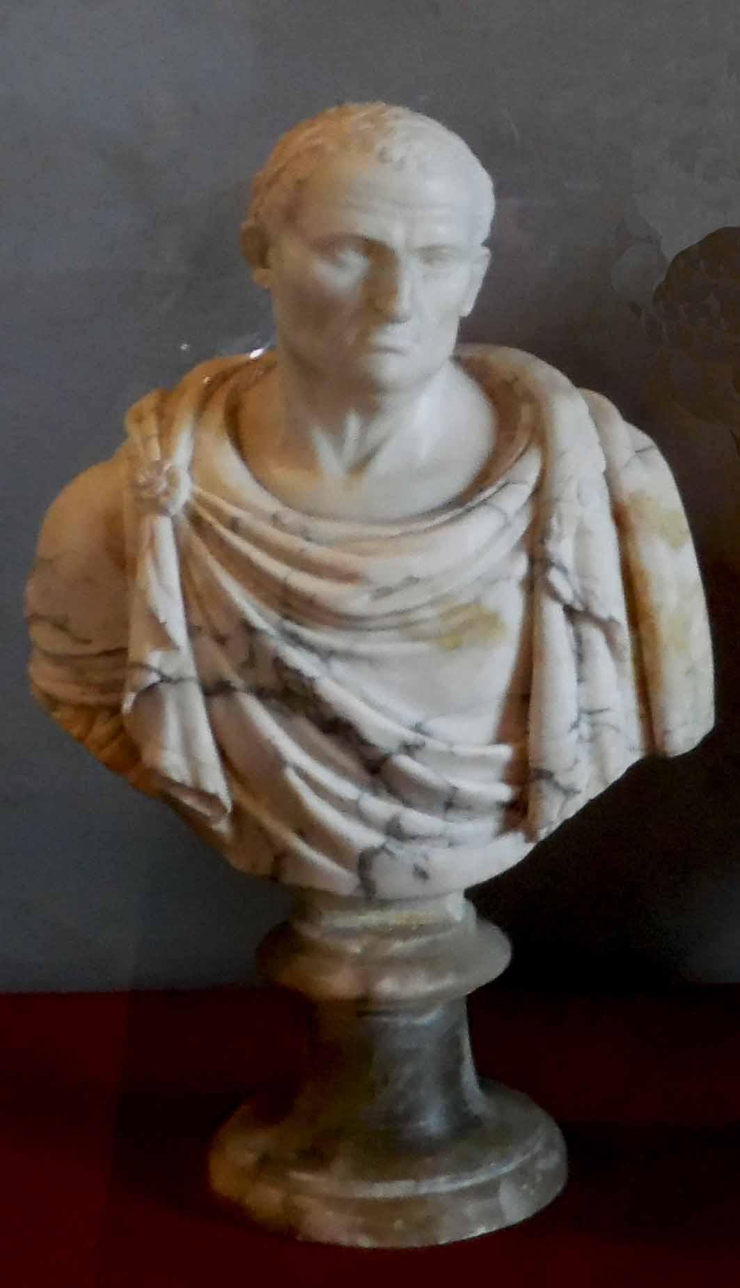 Busto ritraente figura maschile (busto) - ambito rinascimentale (XVI)