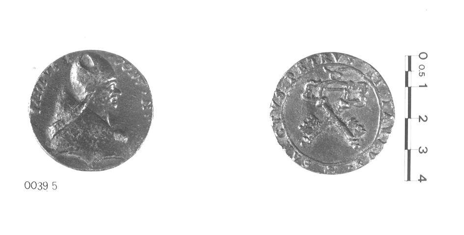 medaglia (seconda metà XV)
