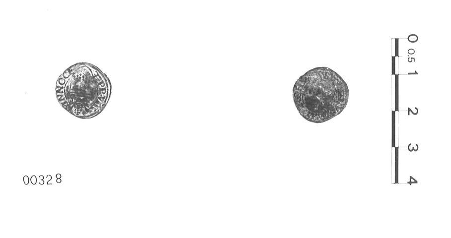 moneta - picciolo (ultimo quarto XV)