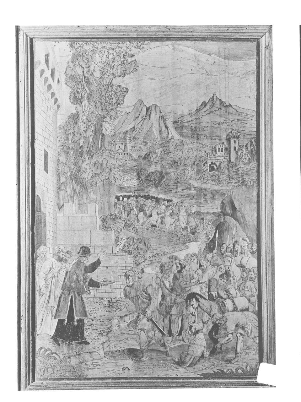 Emilia Romagna - Bologna - Chiesa di San Domenico - Coro (negativo, insieme) di A. Villani & Figli, Damiano Zambelli, Fra (secondo quarto XX)