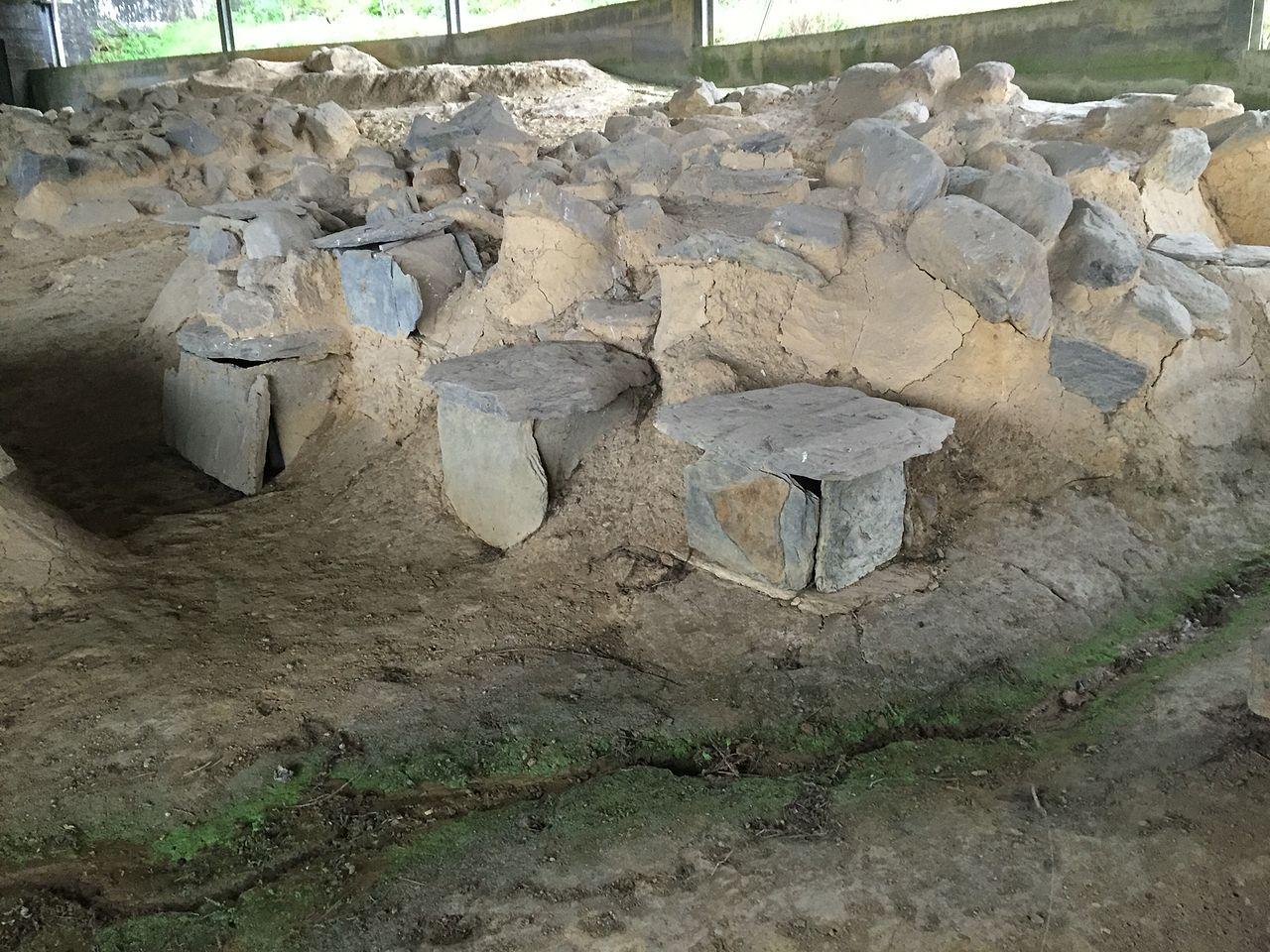 Necropoli preromana di Ameglia-Cafaggio (necropoli, area ad uso funerario) - Ameglia (SP)  (Epoca preromana)