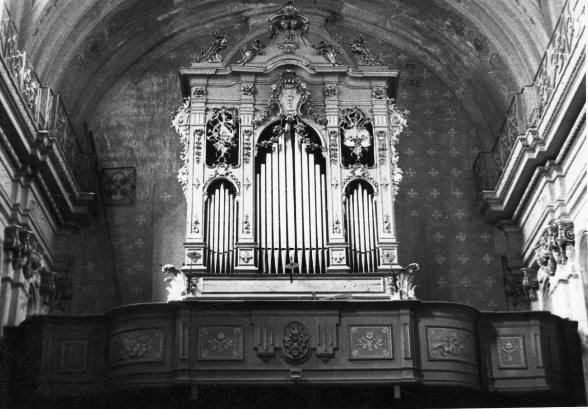 organo (inizio sec. XX)
