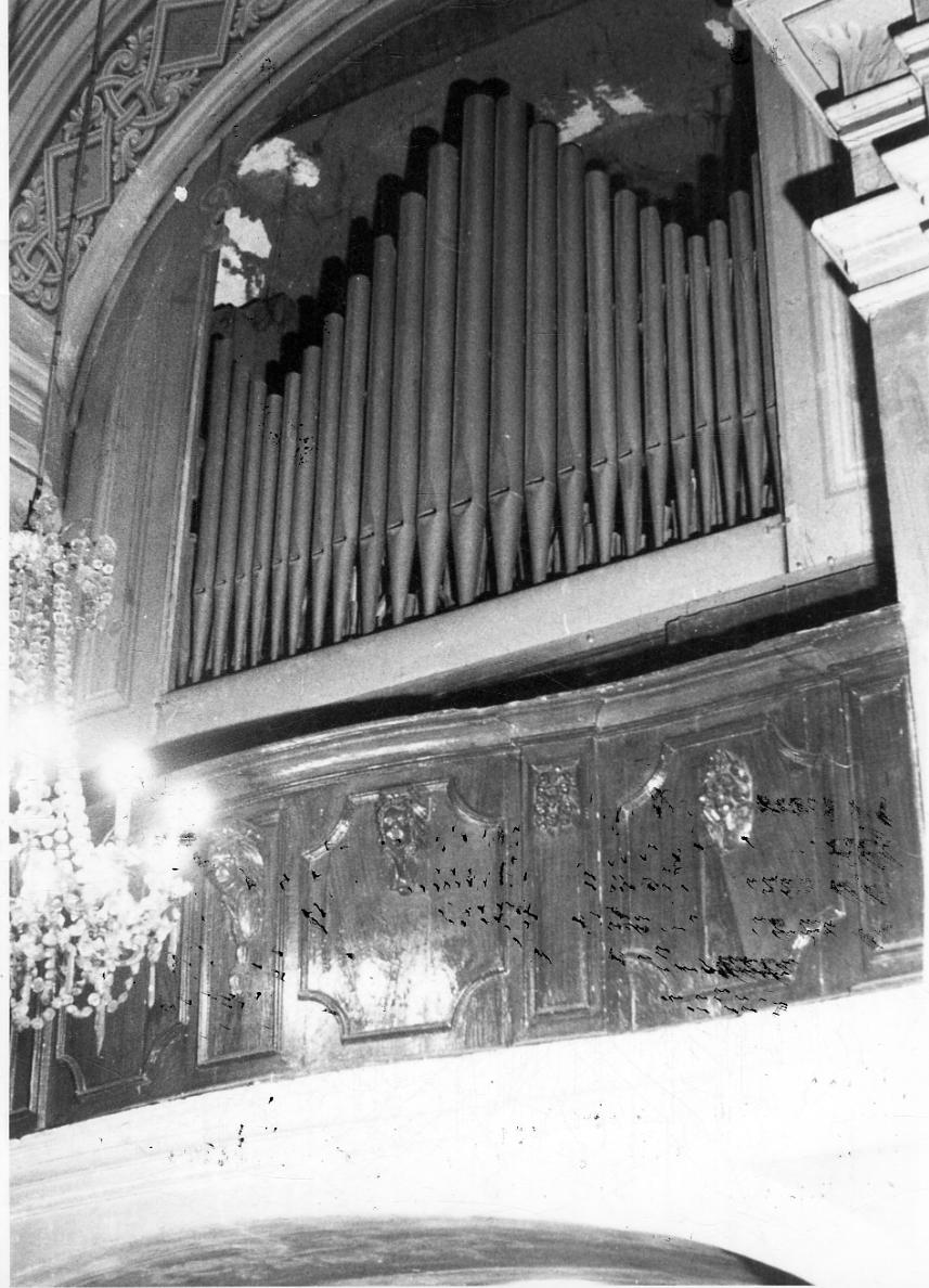 organo (metà sec. XIX)