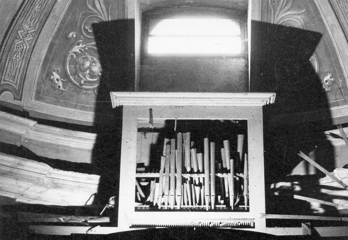 organo - scuola organara piemontese (sec. XIX, prima metà)