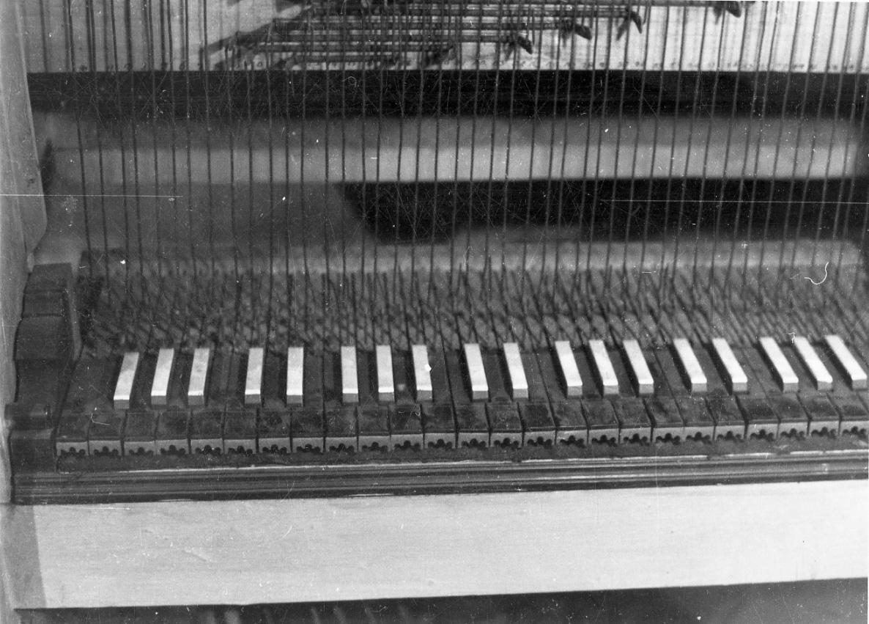 organo di , ,  (prima metà sec. XVIII)