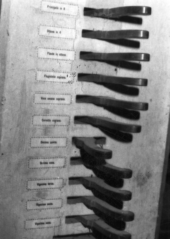 organo (prima metà sec. XIX)