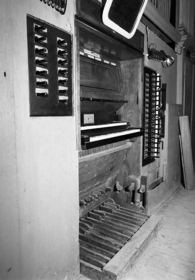 organo (seconda metà sec. XIX)
