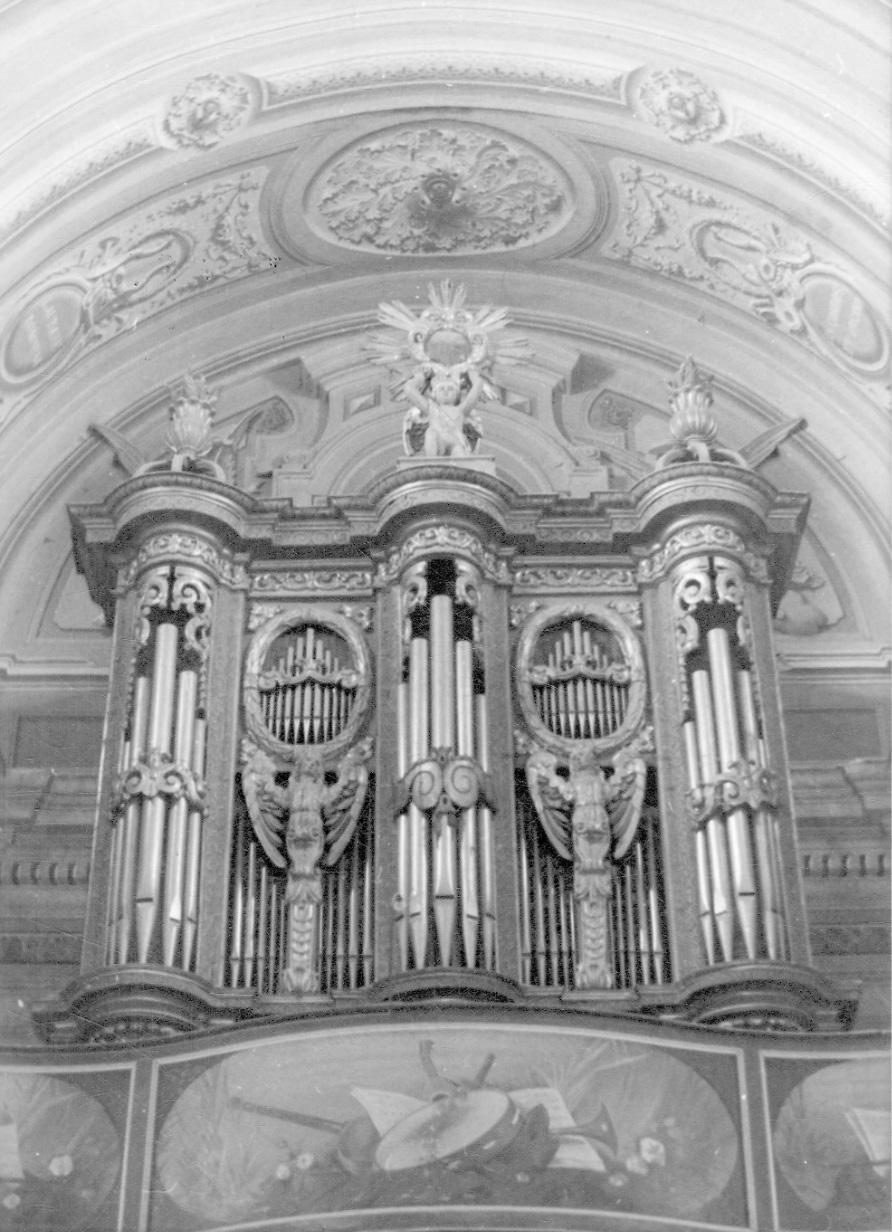 organo di ,  (sec. XVII, seconda metà)