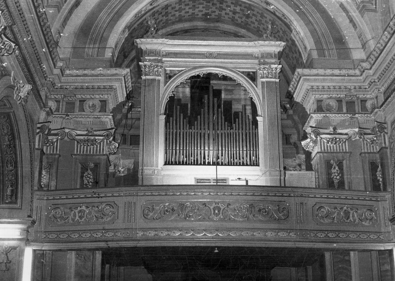 organo - ambito organario piemontese (fine sec. XVIII)