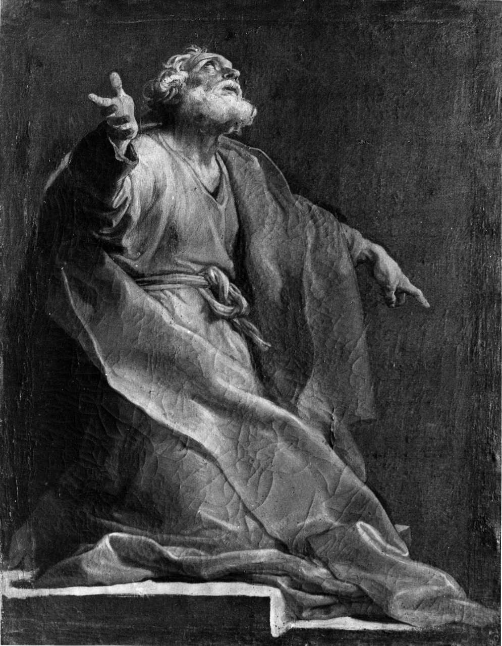 San Pietro (dipinto) di Batoni Pompeo (sec. XVIII)